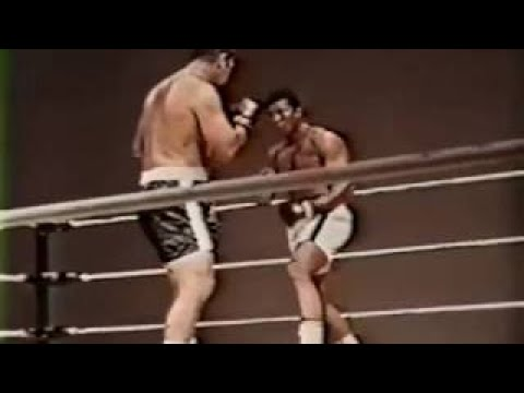 Muhammad Ali Vs Rocky Marciano The Super Fight N.Y.1969. (FULL FILM)