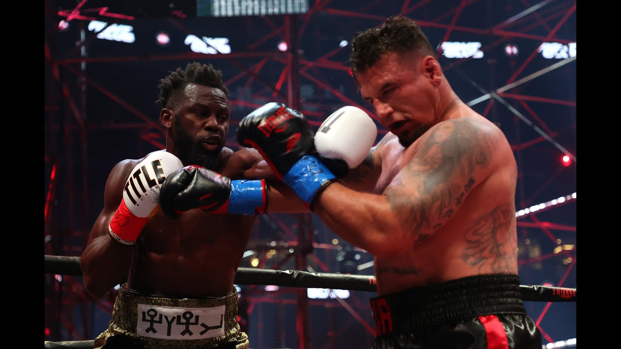 Results and highlights: Cunningham wins decision over Frank Mir