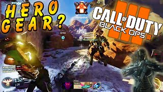 "CoD Black Ops 3 ""HOW DO YOU GET THE HERO GEAR?"""