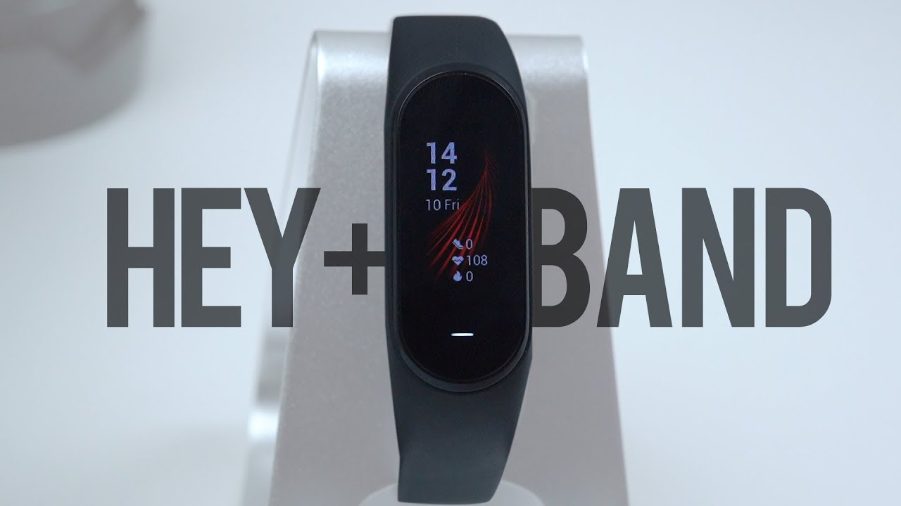 Hey+ Band Indonesia Review | Ketika Mi Band 3 berlayar AMOLED