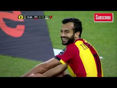 Espérance Tunis Vs Raja Casablanca 1 - 2