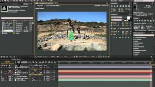 After Effects Cs6 - 3d Camera Tracking
