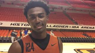 OSU Basketball: Dee Mitchell's journey