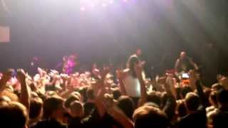 Five Finger Death Punch - The Bleeding, Live in Moscow, Glav Club HD 720p