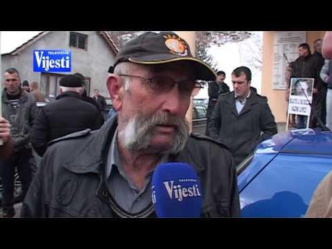 PROTEST PETNJICA 090215 - TV VIJESTI