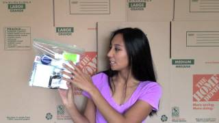 Fun Organizing Tips for Moving