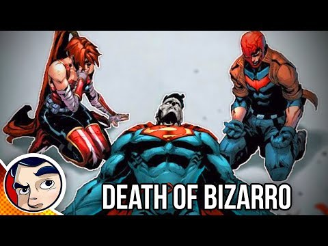 "Red Hood ""Death of Bizarro"" - Rebirth Complete Story"