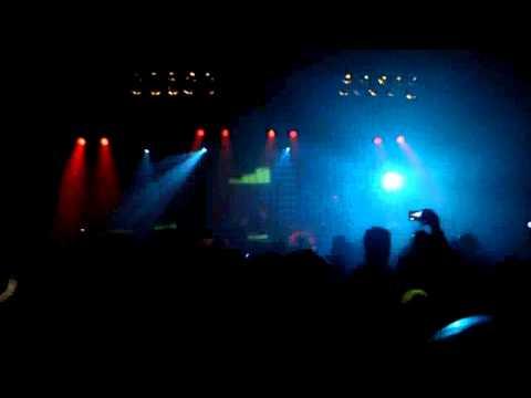 Eisenfunk - Pong Live Essigfabrik Köln 16./17.12.2011