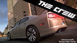 The Crew | Dodge Charger SRT-8 (2012) Gameplay - Test Drive NYC (PS4 & Xbox One) [HD]