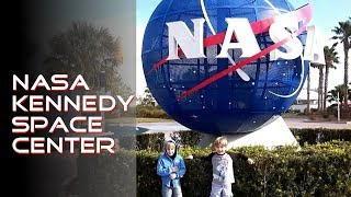 Adventure Travel Kids - A Trip to NASA Kennedy Space Center