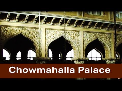 Chowmahalla Palace, Hyderabad, INDIA