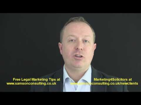 The Top Five Legal Marketing Mistakes Made By Solicitors