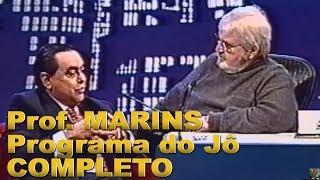 PROGRAMA DO JÔ - PROF. MARINS COMPLETO