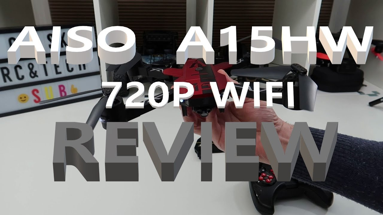 NEWAO TOYS A15HW Drone Review: Comes with 720P Camera Wide