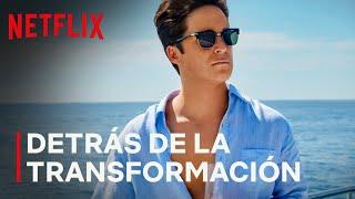 Así se transforma Diego Boneta en Luis Miguel