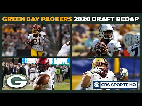 packers-make-surprising-moves-in-the-nfl-draft- -2020-nfl-draft- -cbs-sports-hq