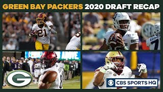 Packers make SURPRISING moves in the NFL Draft   2020 NFL Draft   CBS Sports HQ