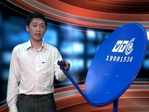 Hướng dẫn xoay chỉnh LNB cho chảo thu VTC HD