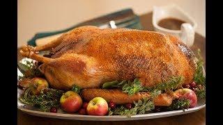 ВКУСНЕЙШИЙ гусь по ПРОСТЕЙШЕМУ рецепту! Рождественский гусь!