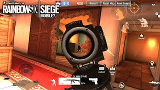 """FINALMENTE SAIU! Area F2 """"R6 Mobile"""" para Android e Novo PRESENTE Incrível da Gameloft para os fãs"""