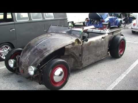 RATROD VW AIR COOLED BUG