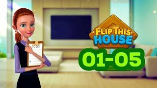 New Similar Games Like Million Dollar Homes  - Design & Puzzle Games
