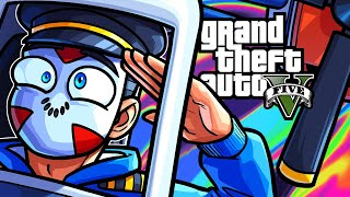 GTA5 Funny Moments - Delirious is the Worst Pilot Ever!