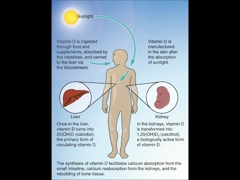 How Vitamin D is more beneficial than we think