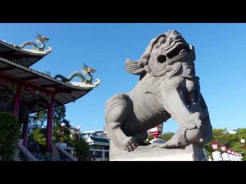 CHINESE INFLUENCE IN CEBU  TAOIST TEMPLE, CEBU CITY   Broadband