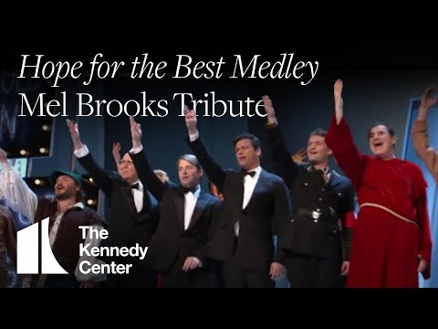Hope for the Best Medley (Mel Brooks Tribute) Harry Conick, Jr. + Friends 2009 Kennedy Center Honors