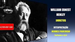 """Poesia """"Invictus"""" William Ernest Henley"""
