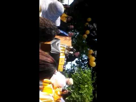 Damons Curran Middle School Graduation pt. 1