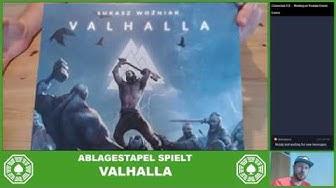 Valhalla - Kickstarter Preview + Regelerklärung