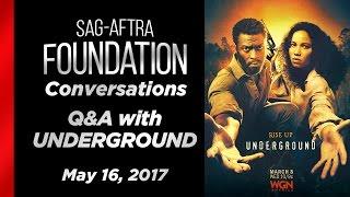 Conversations with UNDERGROUND