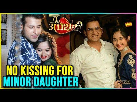 jannat-zubair-aka-pankti's-father-angry-with-minor-daughter-doing-intimate-scenes-|-tu-aashiqui