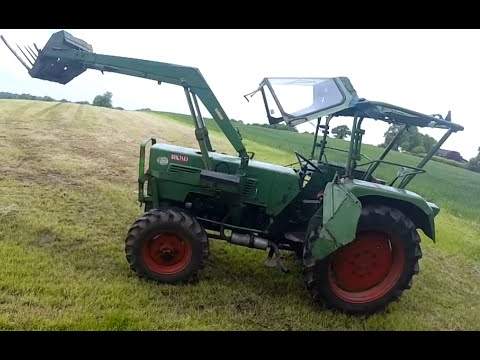 gopro fendt farmer 2 s allrad sound youtube. Black Bedroom Furniture Sets. Home Design Ideas