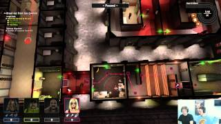 Crookz - The Big Heist Advanced Gameplay - Livestream