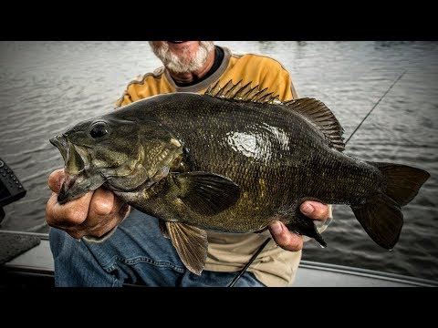 All-Around Smallmouth Lures