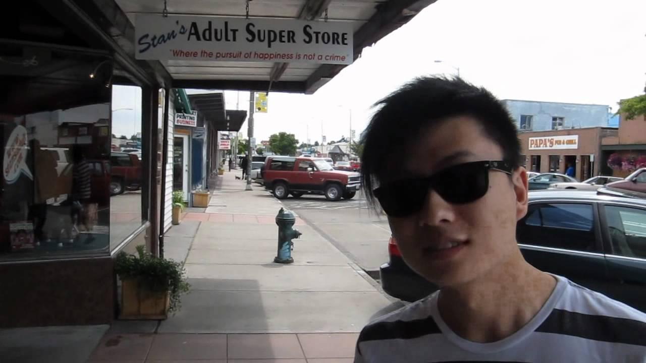 Cotts & Ravine - USA 2011 - Seattle (Pt 2)