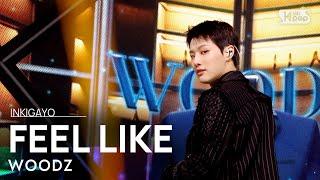 Download WOODZ(조승연) - FEEL LIKE @인기가요 inkigayo 20210404