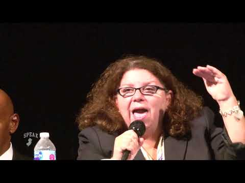Esther Winter At The Council Forum And The Land Transfer