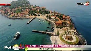 Site historique (l'île de Gorée) - Petit Déj du 18 sept. 2019