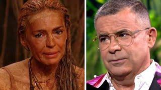 El triste anuncio de Olga Moreno a Jorge Javier Vázquez en Supervivientes 2021 en telecinco