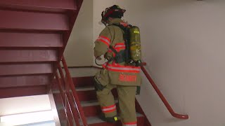 'The Fight For Air Climb' Kicks Off This Weekend, Raises Money To Fight Lung Disease