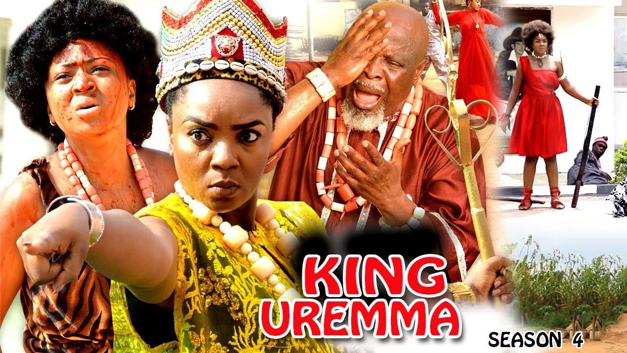 Download King Urema Season 4 - Chioma Chukwuka Regina Daniels 2017 Latest Nigerian Movies