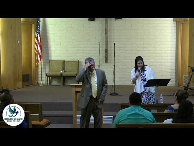 Viviendo En El Espíritu: Pastor Eduardo Urrea 071821