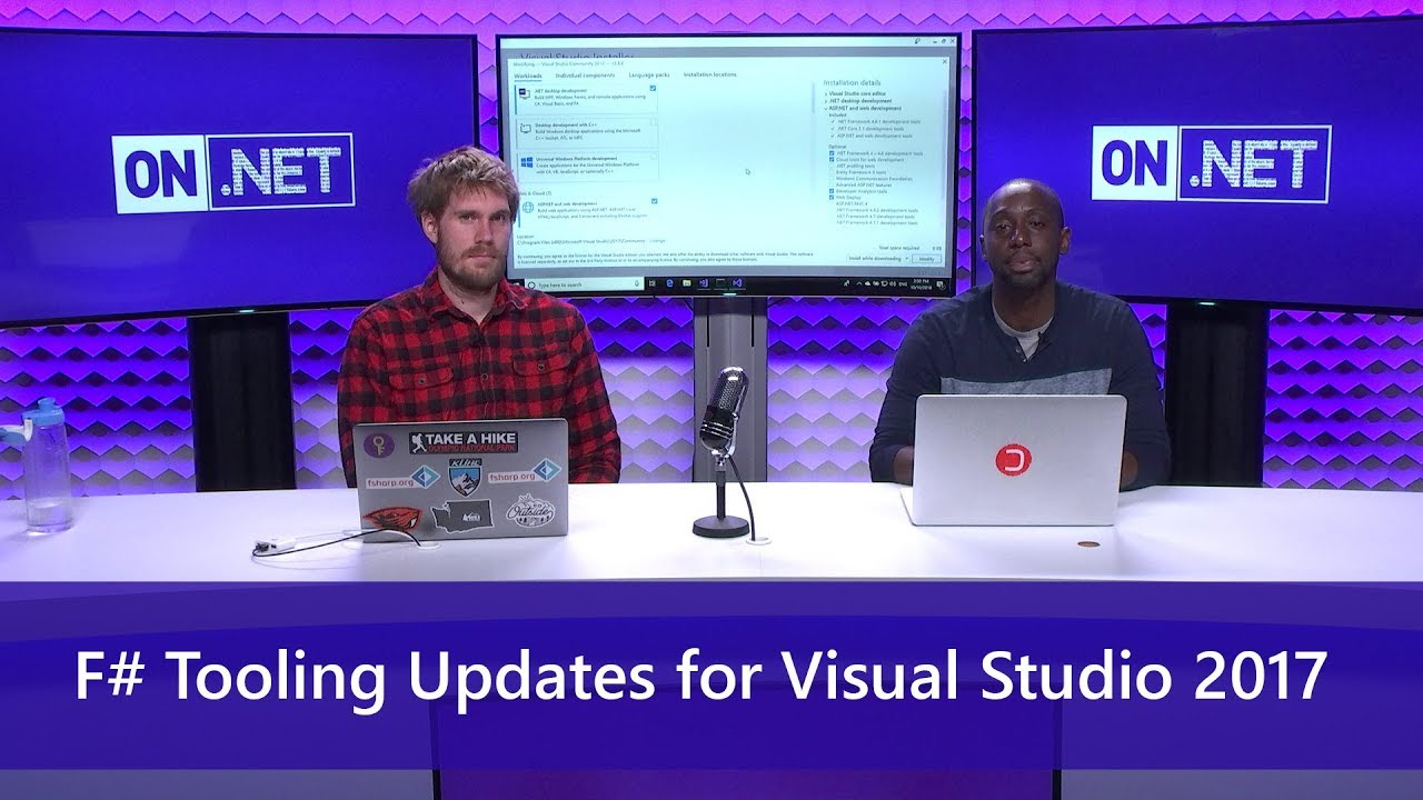 F# Tooling Updates for Visual Studio 2017