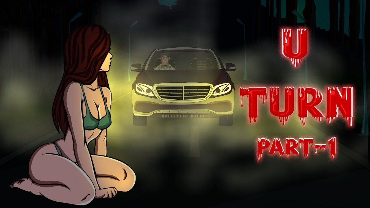 U Turn Part-1 | Horror Stories | Hindi Kahaniya | Hindi Kahaniya | Mahacartoon Tv Adventure