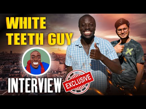 Exclusive Interview with Borzah Yankey    The White Teeth Guy
