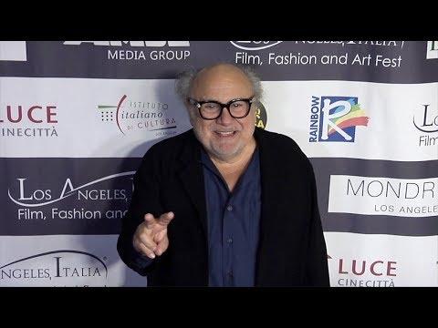 Danny DeVito 13th Edition 'LA Italia Film Fest' Red Carpet